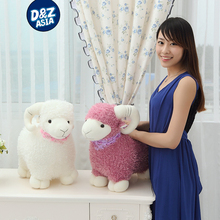 Sheep plush toys doll pillow cute little goat doll children's day gift wholesale stuffed toys