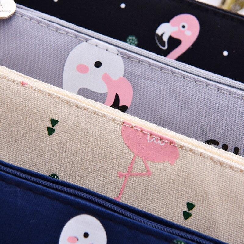 Lihtsad flamingodega pinalid