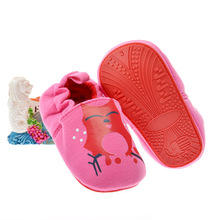 High quality Elephant Printed Baby Kids Shoes Casual Anti-Slip Toddler Walk Sneaker Soft sole shoes Infant shoes Crib shoes S015