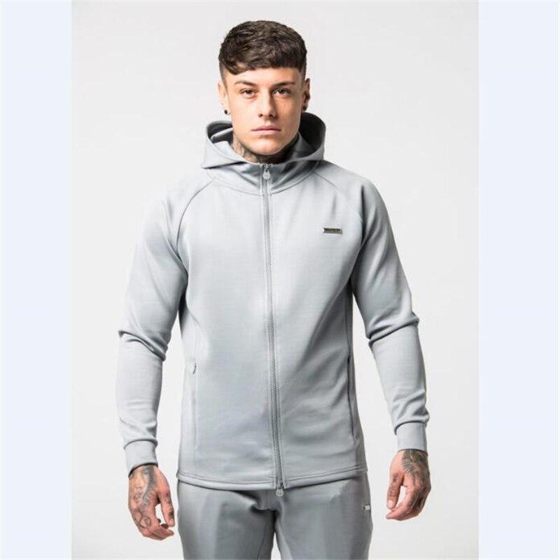 Men Suit Fitness Sportswear-6