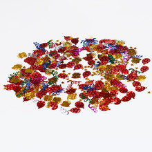 Buy One Get One Free Happy Birthday Confetti cake Balloon Star Ribbon mixed Sparkle Table Scatters Wedding Party Decoration