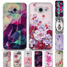 Case For Samsung Galaxy J3 2016 J320 J320F J320P Painting Pattern Soft TPU Back Cover For Samsung J3 2015 J3109 Phone Cases(China)