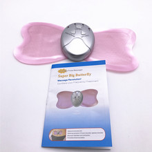 powerful big butterfly massager pad burning fat AB Gymnic slimming abdominal muscle stimulator waist arm leg loss weight