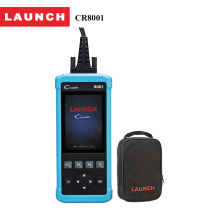 2017 Launch AirBag Scan Tools CReader 8001 Auto Diagnositic Tools With ABS,SRS,Print data via PC for diagnostics auto in Russian