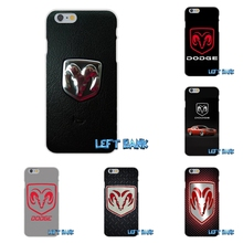 Dodge Ram logo Soft Silicone TPU Transparent Cover Case For Xiaomi Redmi 3 3S Pro Mi3 Mi4 Mi4C Mi5S Note 2 4(China)