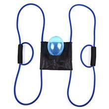 Outlife Handy Rope Muscle Developer Puller Resistance Bands Water Ball Launcher Summer Water Sports Tools with Balloons