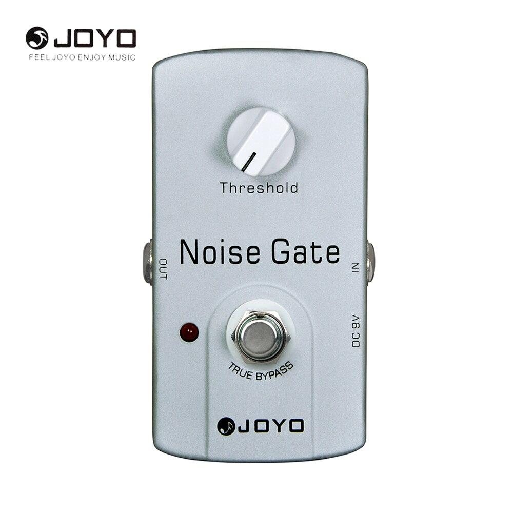 JOYO JF-31 Noise Gate / Noise Suppressor Guitar Effect Pedal Box Musical Instrument Electric Guitar Accessories<br>