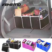 Collapsible Car Trunk Organizer Toys Food Storage Truck Cargo Container Bags Box Pocket Car Stowing Styling Auto Accessories