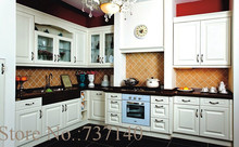 European lacquer kitchen cabinet Foshan furniture factory high quality furniture