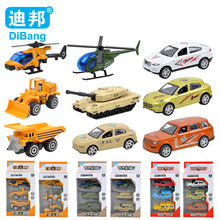 New 1:64 Sliding Alloy Car Truck Model Car-Styling 6 Kinds Of Style Children Dinky Toys Military Toy Plane Tractor Birthday Gift