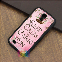 keep calm and carry on case cover cover for samsung galaxy S3 S4 S5 S6 S6 edge S7 S7 edge Note 3 Note 4 Note 5 #AL284