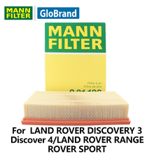 MANNFILTER  car air filter   C31196  for  LAND ROVER DISCOVERY 3/Discover 4/LAND ROVER RANGE ROVER SPORT auto parts