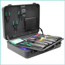 Orientek TFS-35N Universal Fiber Optic Tool Kit For Optical fiber fusion splicing, FTTH Terminaion, Mantainance(China)