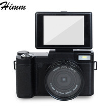 p1 Digital Camera 1080P 15fps Full HD 24MP D 3.0inch Rotatable LCD Screen Video Camcorder Wide Angle Lens Cameras(China)