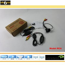 Wireless Car Rear View Camera / Reverse Back Up Camera For Mazda6 / Mazda Atenza (China and Japan) 2014 / Reverse Hole
