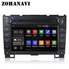 ZOHANAVI 8 inch RAM 2GB Android 6.0 Car DVD Player for Great Wall Hover H3 H5 DVD GPS Navigation Radio stereo BT WIFI(China)