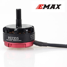 Hot New Emax RS2205 2600KV Racing Edition CW/CCW Brushless Motor & RS2205 2300KV Racing Edition CW/CCW Motor For FPV Multicopter(China)