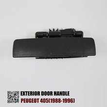 OKC CAR STYLE EXTERIOR  DOOR HANDLE FOR PEUGEOT 405(1988-1996) FL=RL 9101-RR FR=RR 9101-89