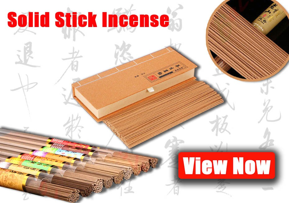 Solid Stick Incense