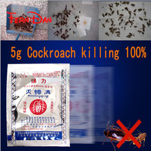 Powerful Effective Cockroach Killing Bait Cockroach Control Pest reject Control idea for Kitchen Restaurant insect killer(China)
