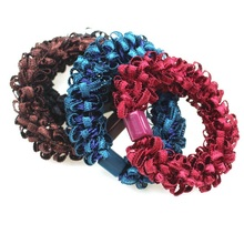 2016 Corn circle Solid Hair Accessories For Women Headband,Elastic Bands For Hair For Girls,Hair Band Hair Ornaments For Kids