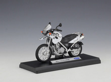 Welly 1:18 F 650 GS F650GS MOTORCYCLE BIKE DIECAST MODEL TOY NEW IN BOX FREE SHIPPING