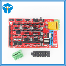 50PCS/LOT RAMPS 1.4 3D printer control panel printer Control Reprap Mendel 3d printer XT0001-3D(China)