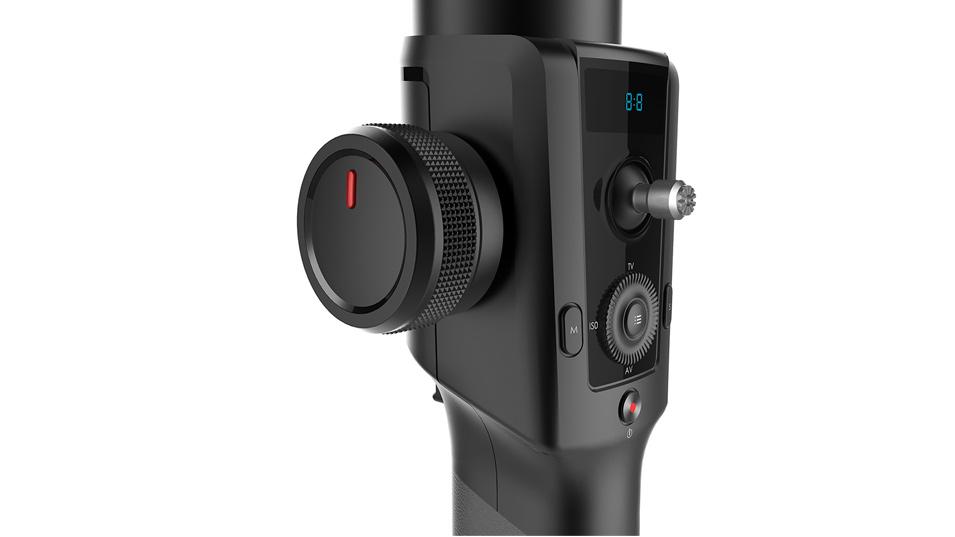 DIGITALFOTO Moza Air 2 Maxload 4.2KG DSLR Camera Stabilizer 3 Axis Handheld Gimbal for Canon Nikon PK DJI Ronin S Zhiyun Crane 2 17