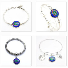 2017 Promotion Jewelry Sport Bracelet University of Florida NCAA Charms Bracelet Bangle Women Men Fashion Accessories SPT87