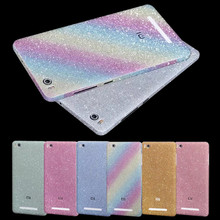 Bling Glitter Shiny Crystal Diamond Full Body Front and Back Wrap Decal Film Sticker Skin For Xiaomi 4C