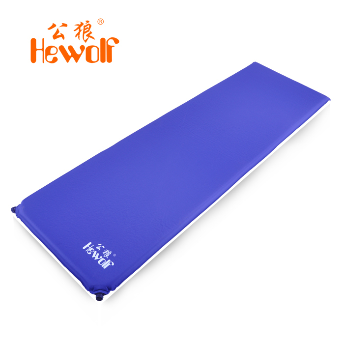outdoor moisture pad tent camping mat sleeping pad mats automatic inflatable mattress thick 5CM widening Camping mats HEWOLF<br><br>Aliexpress