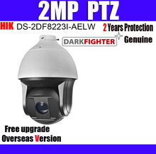 DS-2DF8223I-AELW 2MP POE PTZ Speed Dome IP Camera Outdoor IP66 IK10 23X Optical Zoom Ultra-low Light Smart PTZ Camera with Logo