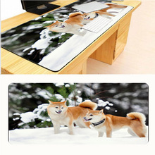 Mairuige Snow Fox Animal Mouse Pad High-end Pad To Mouse Notbook Computer Mousepad Gaming Padmouse Gamer To Laptop Keyboard(China)