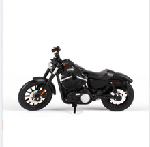 1/8 Scale Original Maisto Two Wheels Motocycle Models 2014 Harley Davidson Children Gifts Collections Displays