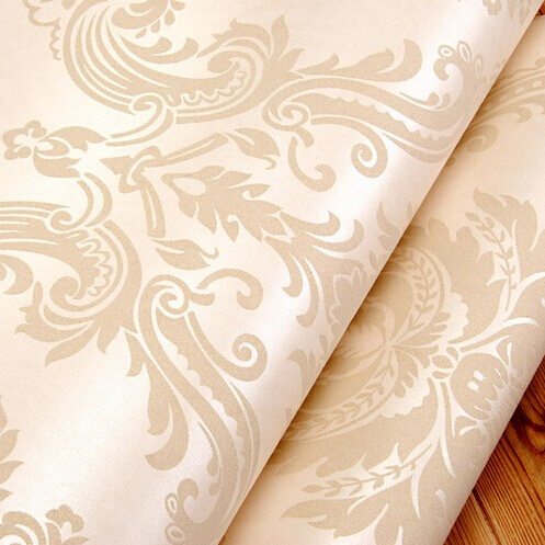 beibehang 3 Color modern background wall wallpaper roll  gliter damask wall paper for living room bedroom papel de parede tapete<br>