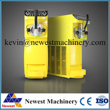 18L/h high output Good quality for household/commercial soft fruit ice cream machine for factory price