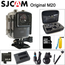 Original SJCAM M20 Sport Action Camera 4K Wifi SJ Cam Underwater Gyro Mini Camcorder 2160P HD 16MP With RAW Format Waterproof DV(China)