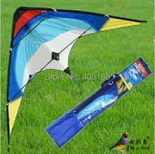 "Free Shipping Hot AustralIa 55"" Sport  Dual Control Stunt  Kite Fun To  Flying Factory Outlet Wholesale"