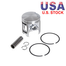 66mm Standard Bore Piston Rings Pin Size 16mm For Yamaha Blaster 200 YFS200 1988 - 2006 1990 1994 1998 2000 2002 2004 2005(China)