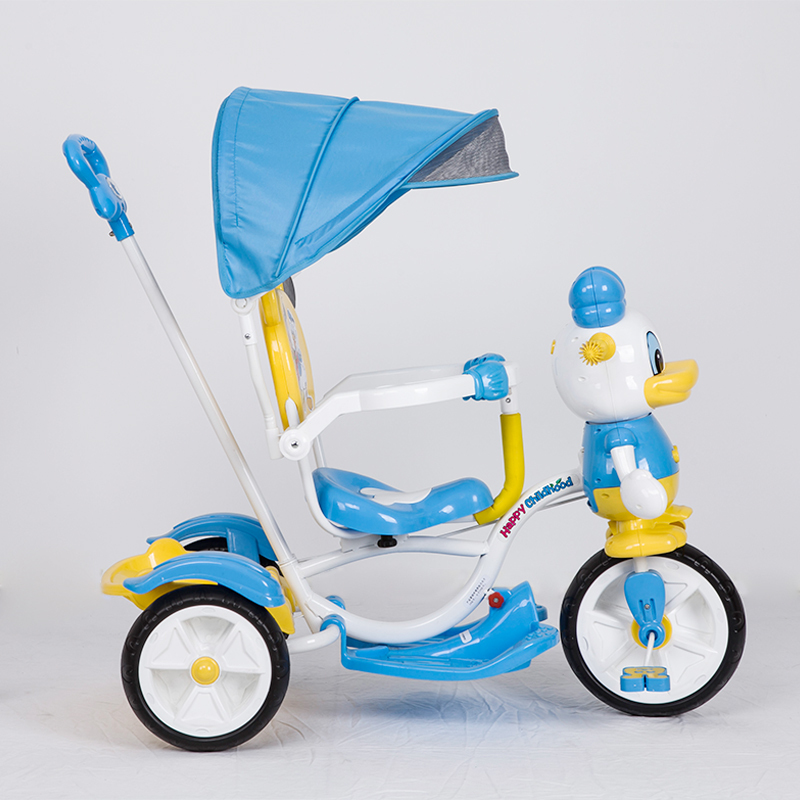 HAPPYWANBAO Children Tricycle Kids Cartoon Bicycle for 1-6 Years Baby Ride on Stroller<br><br>Aliexpress