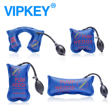 VIPKEY Pump Wedge Locksmith Tools Auto Air Wedge Airbag Lock Pick Set Open Car Door Lock Opening Tools