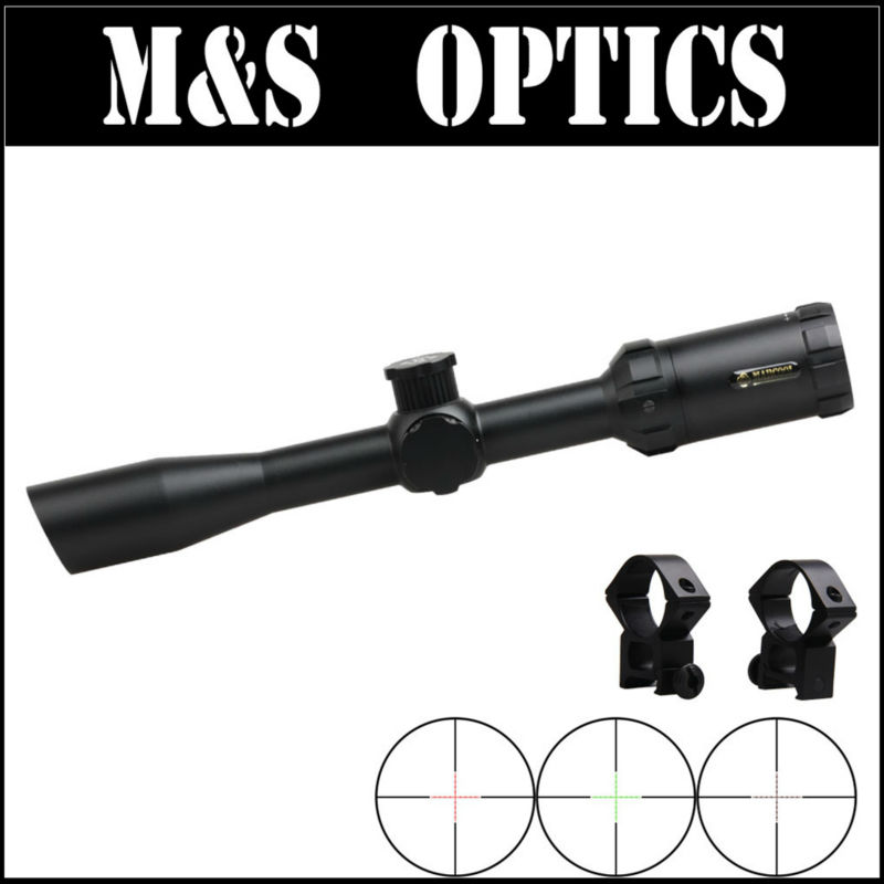 Cheap MARCOOL ML 3-9X32 IR G Red Green Iluminated Airsoft Air Guns Rifle Scope For Ourdoor Hunting For Adults <br><br>Aliexpress