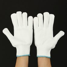 NEW Safurance Heat Resistant Anti Protection Burn Hot Heatproof Glove BBQ Oven Kitchen Gloves Workplace Safety(China)