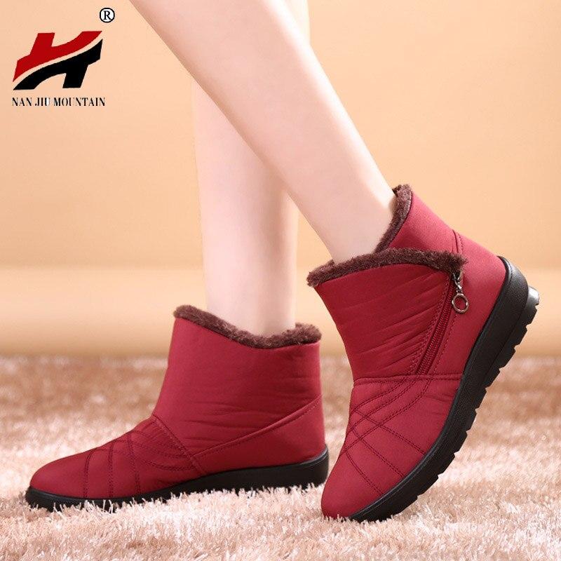 Обувь зимняя женская на алиэкспресс