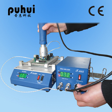 FREE SHIPPING New Arrival Orignal PUHUI T-8120 Preheating Oven T8120 Preheat Plate + T835 BGA IRDA Welder Rework Station Kit(China)