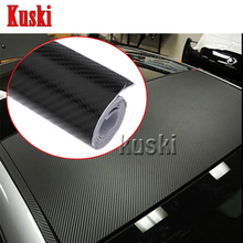 30*127 Car Styling Carbon Fiber Sticker Ford Focus 2 3 1 Fiesta Mondeo Kuga Ecosport Alfa Romeo 159 147 156 166 GT Mito - NVIEW Factory Outlet Store store