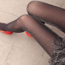 Buy 2017 New Hot Sexy Women Ladies Charming Shiny Pantyhose Glitter Stockings Women Spring Summer Soft Glossy Tights Stockings