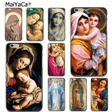 Buy MaiYaCa Statue Virgin Maria Retro Vintage Art phone Accessories cover iPhone 8 7 6 6S Plus X 10 5 5S SE 5C case Coque for $1.45 in AliExpress store