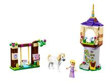 Bela 10564 Tangled Princess Rapunzel's Best Day Ever Building Blocks Bricks Toy Gift For Children Princess 41065(China)