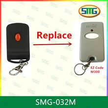 Scimagic Free Shipping Free Shipping 2X 10 Digit EZ Code M300 Garage Door Opener Remote Control Replacement(China)